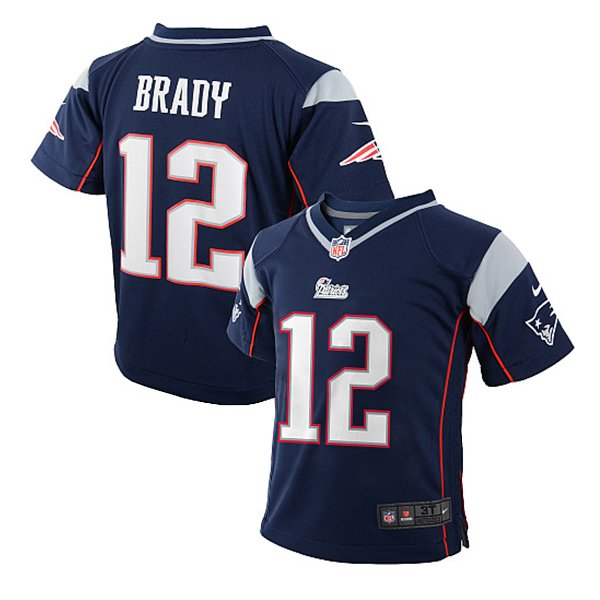 tom brady jersey youth